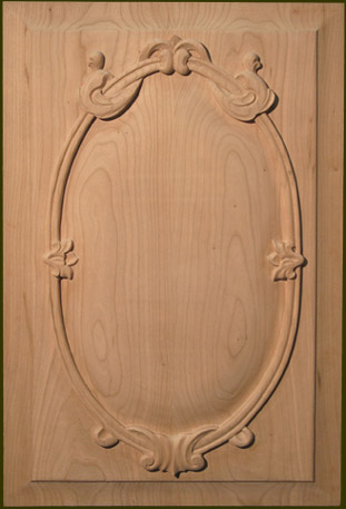 carved wood door 6
